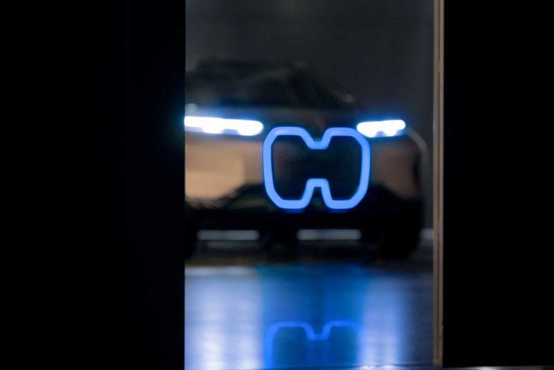 BMW laat opnieuw Vision iNext zien