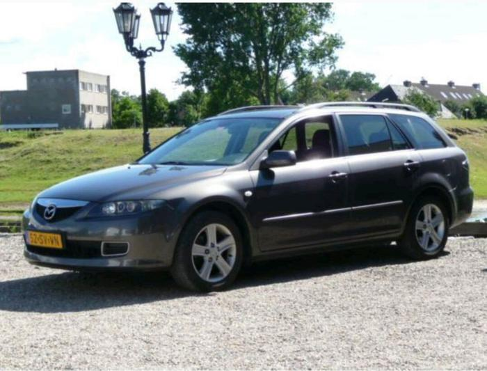 Mazda 6 SportBreak 1.8 Exclusive (2006)