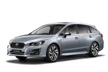 Niet voor ons: Subaru Levorg met 2.0