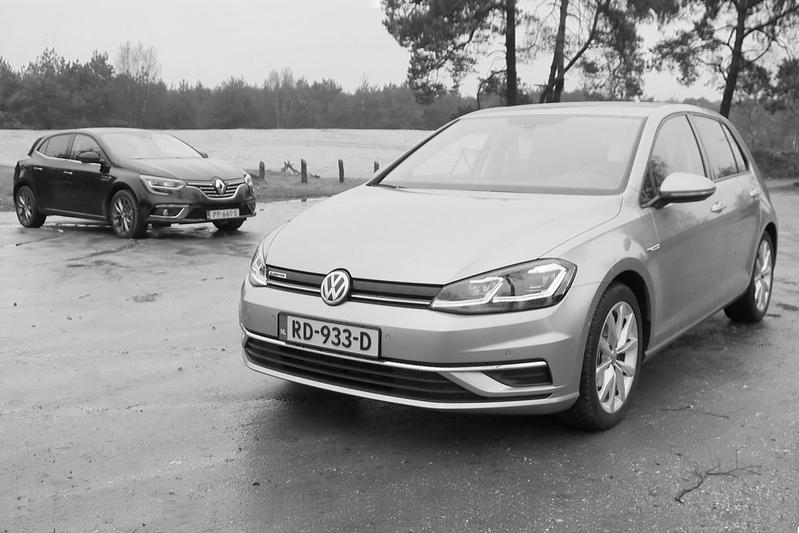 Renault Mégane vs Volkswagen Golf - Dubbeltest