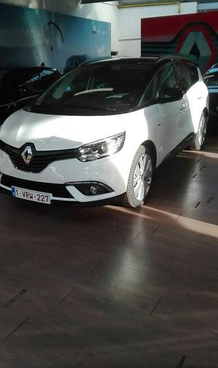 Renault Grand Scénic TCe 140 Limited (2019)