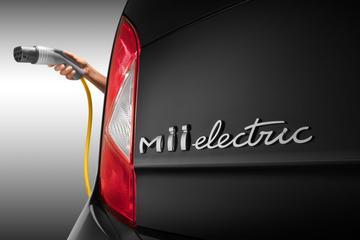 Seat Mii Electric voor het eerst in beeld