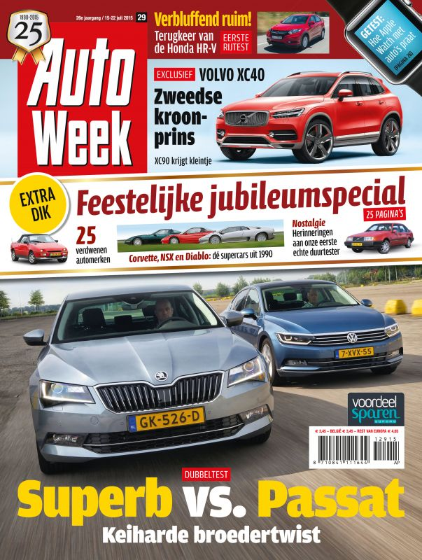 AutoWeek 29 2015