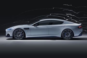 'Elektrische Aston Martin Rapide E komt toch niet'