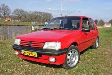 Peugeot 205 XS 1.4i (1991)
