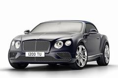 Uitzwaaiversie: Bentley Continental GT Timeless