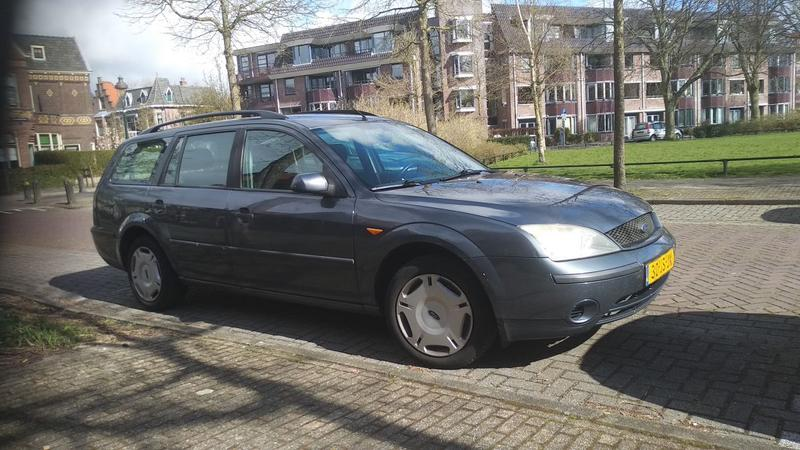 Ford Mondeo Wagon 2.0 TDdi 90pk Business Edition (2002)