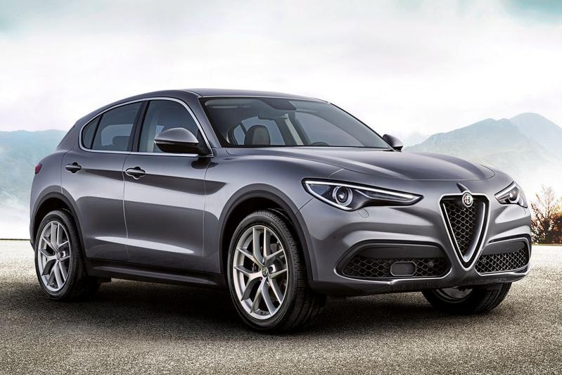 Alfa Romeo Stelvio 2.0T 280pk AWD First Edition (2017)