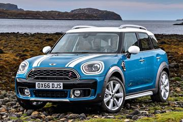 Mini Countryman John Cooper Works ALL4 (2018)