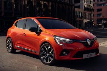 Renault Clio TCe 100 Bi-Fuel Intens (2020)