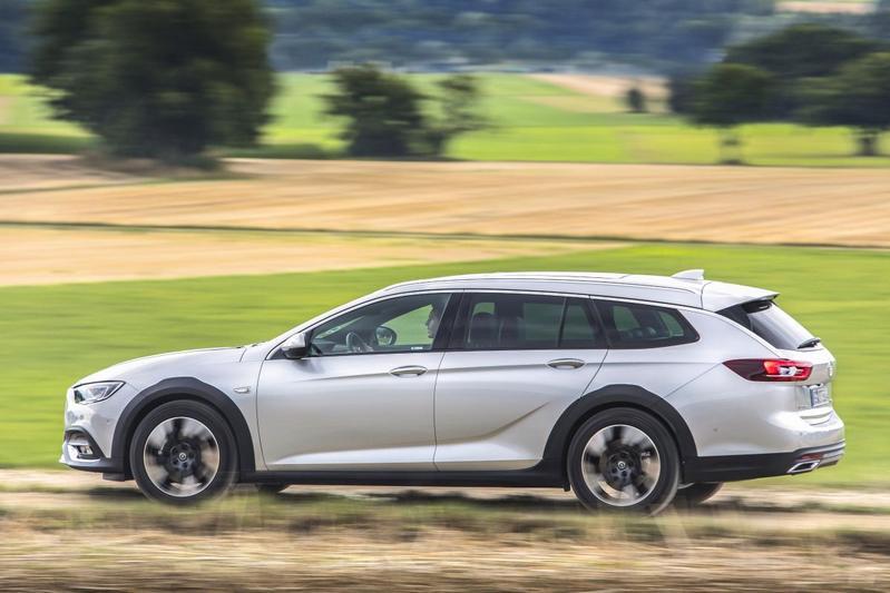 Prijslijst Opel Insignia uitgebreid