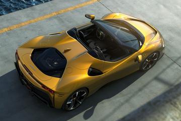 Bevestigd: Elektrische Ferrari in 2025