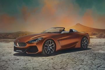 Gelekt: BMW Z4 Concept