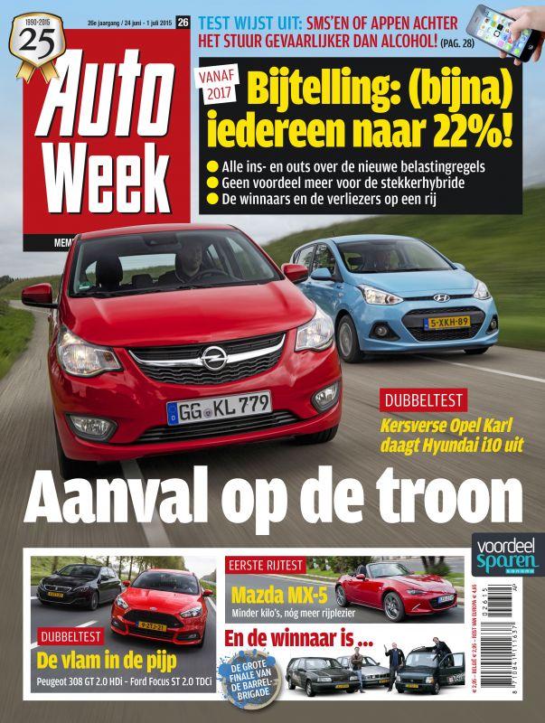 AutoWeek 26 2015
