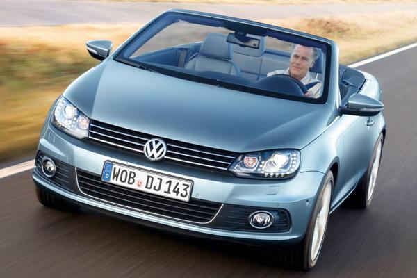 Facelift Friday: Volkswagen Eos