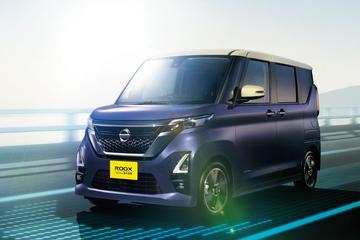 Nissan Roox helemaal nieuw