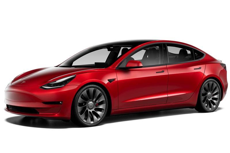 Tesla Model 3 wijzigingen 2021