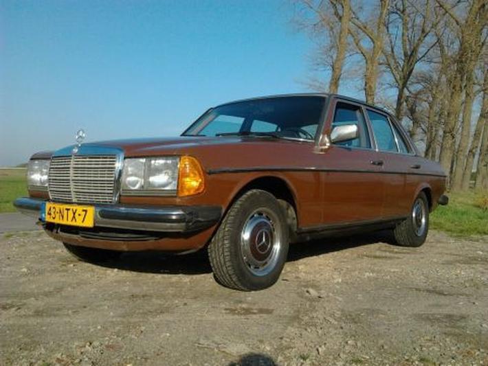 Mercedes-Benz 300 D (1984)