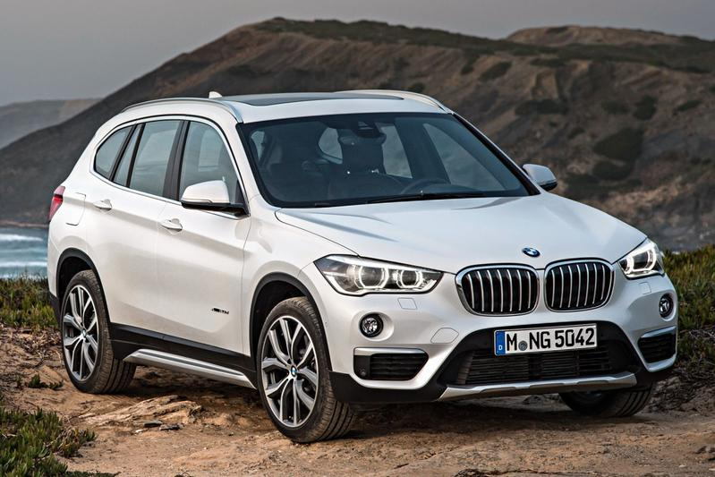 BMW X1 sDrive16d (2016)