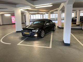 Audi S5 Cabriolet 3.0 TFSI quattro Pro Line (2012)