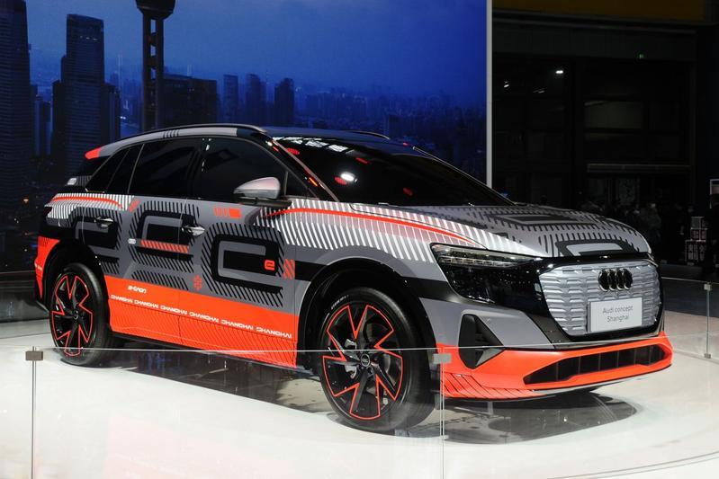 Audi E-tron SUV (Q6 e-tron)