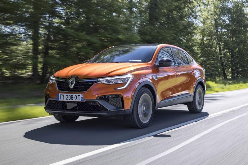 Test: Renault Arkana E-Tech 145