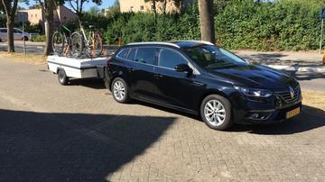 Renault Mégane Estate dCi 110 Eco2 Bose (2018)