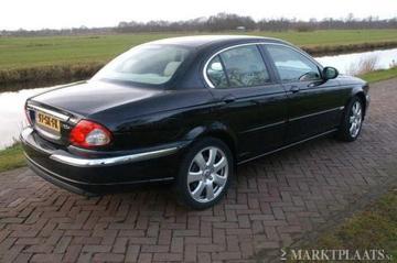 Jaguar X-Type 2.2D (2006)