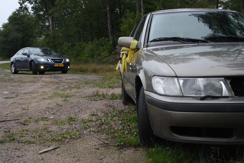 Saab 9-5 2.0TiD 160pk Vector Exklusiv (2010)
