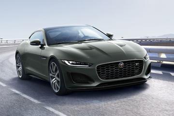 Jaguar viert 60 jaar E-type met speciale F-type