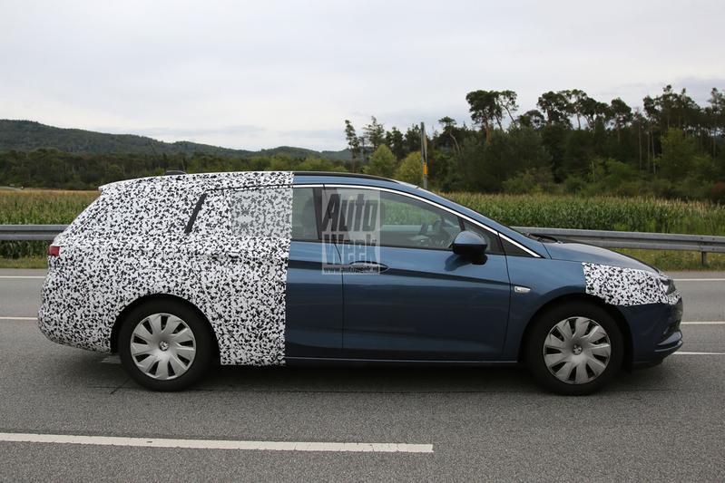 Opel Astra Sports Tourer debuteert op IAA