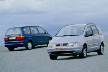 Facelift Friday: Volkswagen Sharan/Seat Alhambra