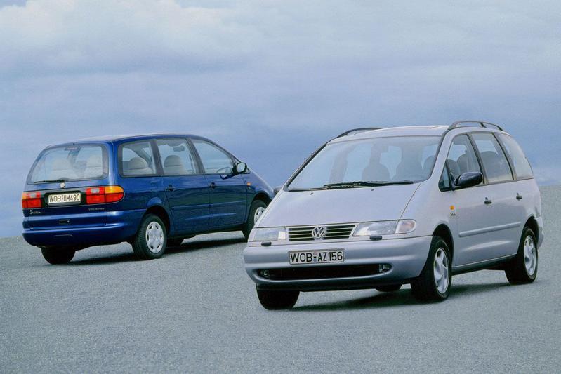 Facelift Friday Volkswagen Sharan Seat Alhambra