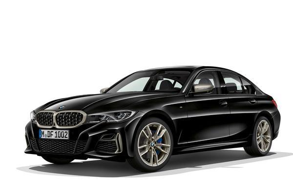 BMW M340i xDrive gepresenteerd