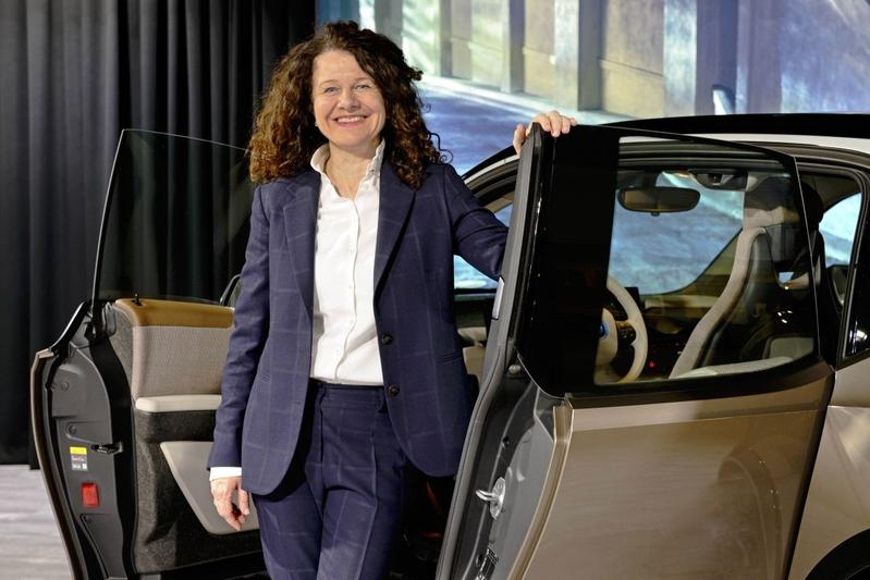 Stefanie Wurst BMW Nederland topvrouw