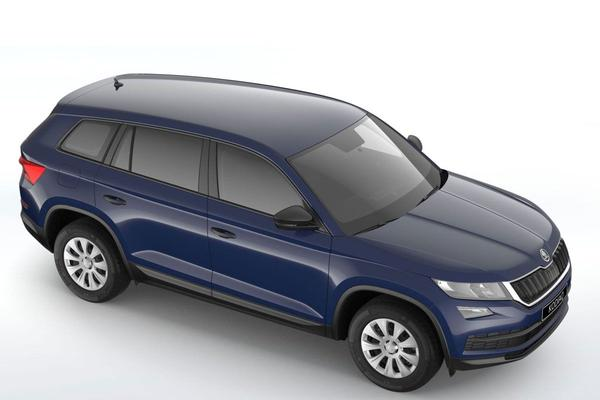 Back to Basics: Skoda Kodiaq