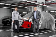 Audi start productie e-Tron