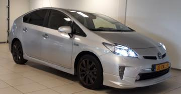 Toyota Prius 1.8 Plug-in Hybrid Executive Business (2012)