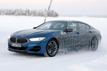 Gesnapt: BMW 8-serie Gran Coupé