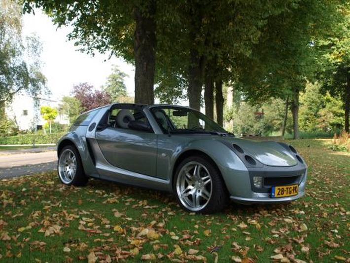 Smart roadster 60kW (2006) #2