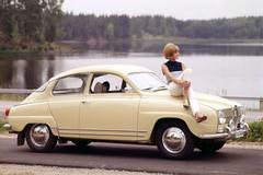 Facelift Friday: Saab 96