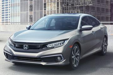 Modeljaarupdate voor Honda Civic