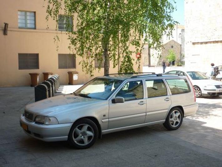Volvo V70 24 170pk Europa 1999 Review Autoweeknl