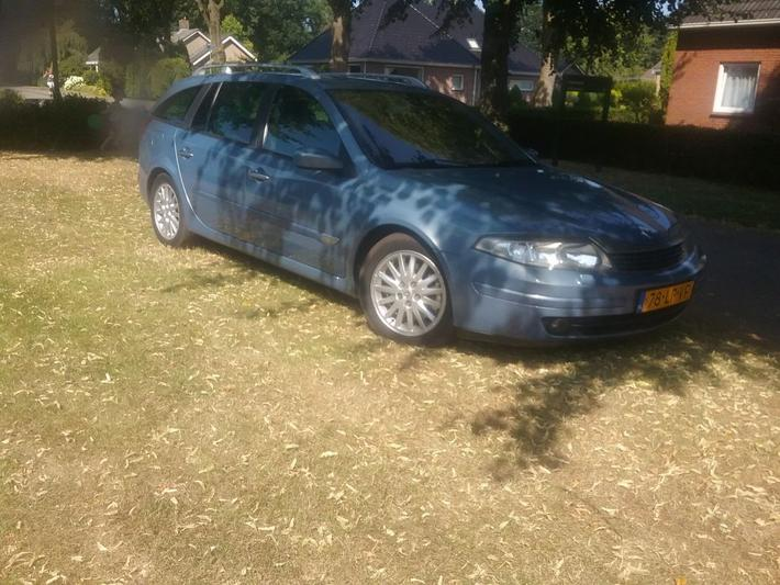 Renault Laguna Grand Tour 2.0 Turbo 16V Dynamique (2003)