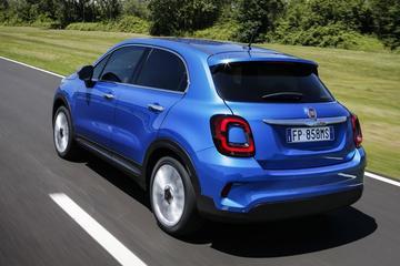 Facelift voor Fiat 500X