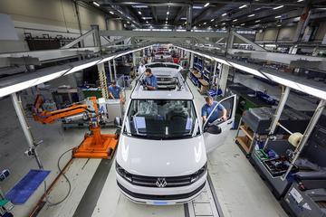Fabrieksbezoek Volkswagen California