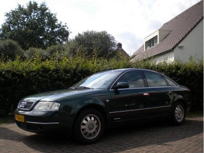 Audi A6 2.4 5V (1997)