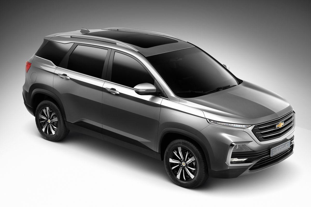 2018 - [Baojun/Wuling/Chevrolet/MG] 530/Almaz/Captiva/Hector Qnxy1frbutis