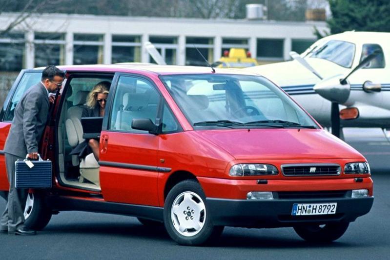 Facelift Friday: Fiat Ulysse