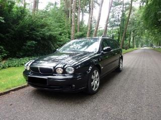 Jaguar X-Type Estate 2.0D (2006)